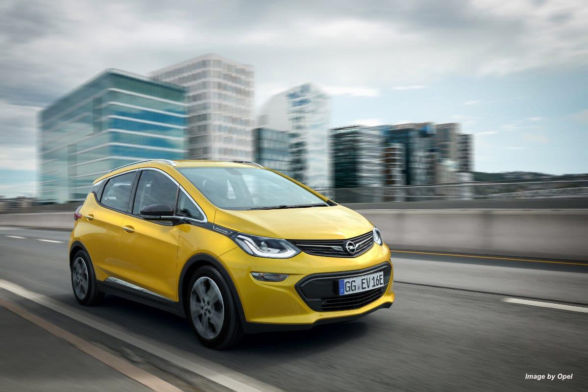 Opel Ampera-e, Image by Opel