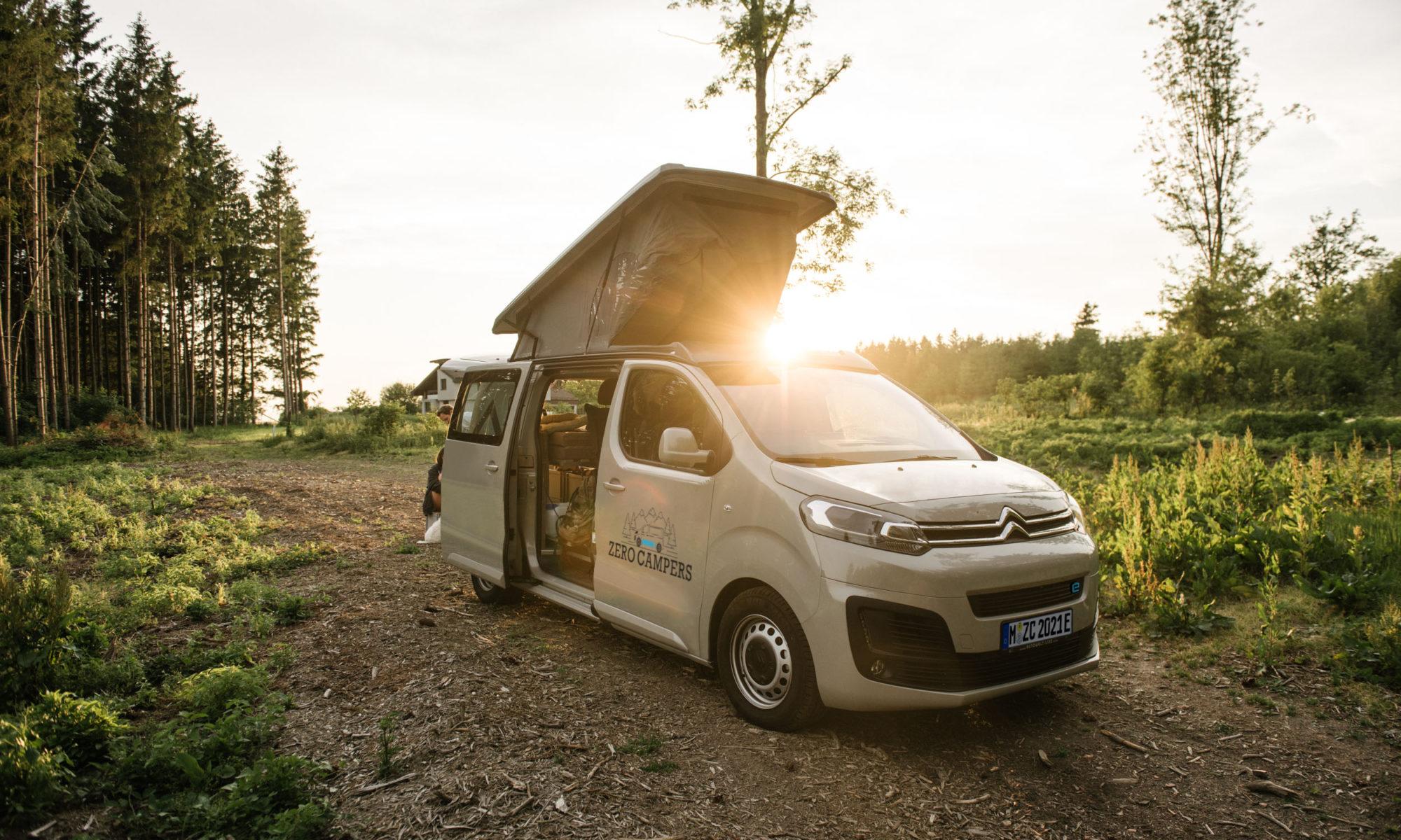 Zero Campers Citroen e-Space Tourer