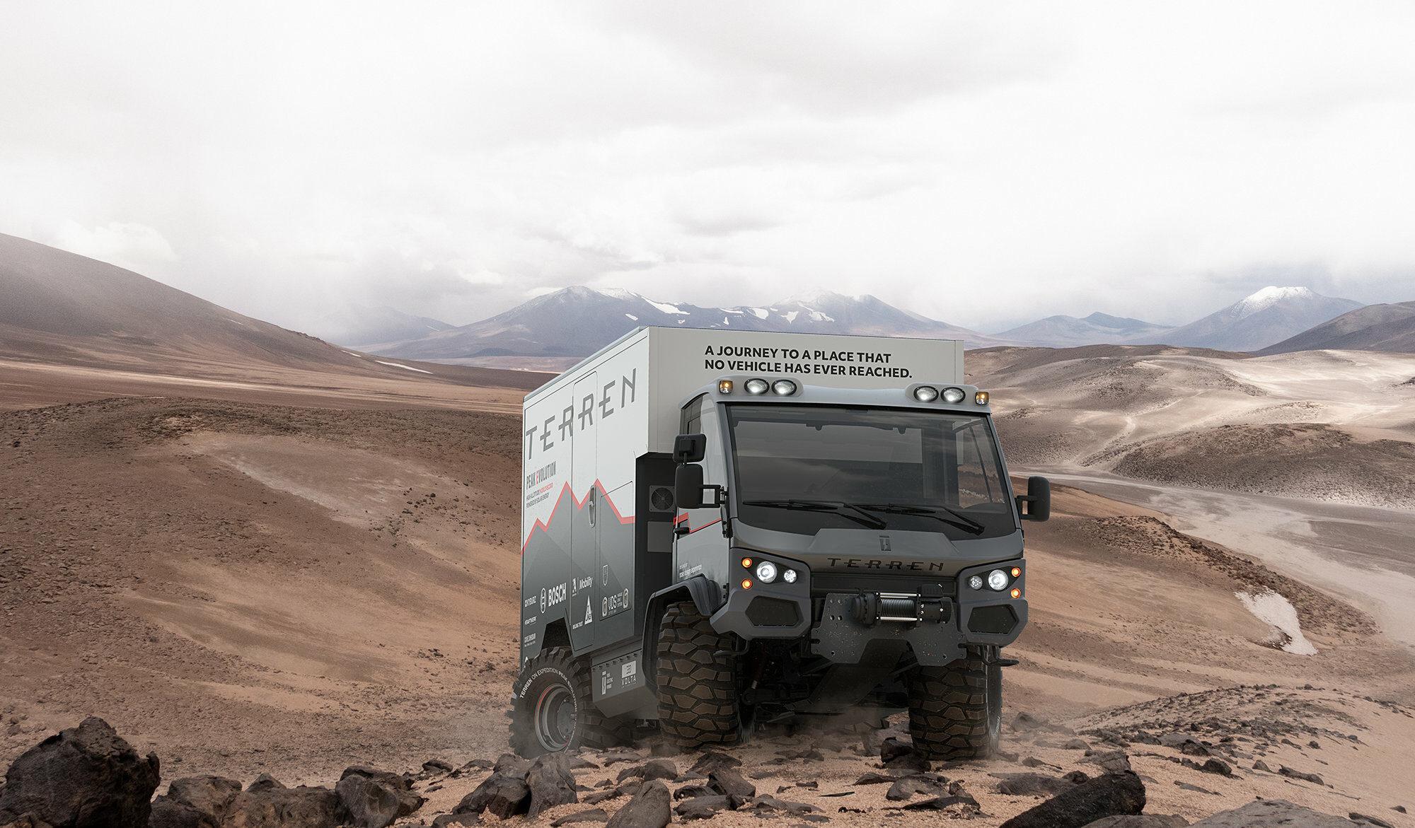 TERREN Rendering Atacama