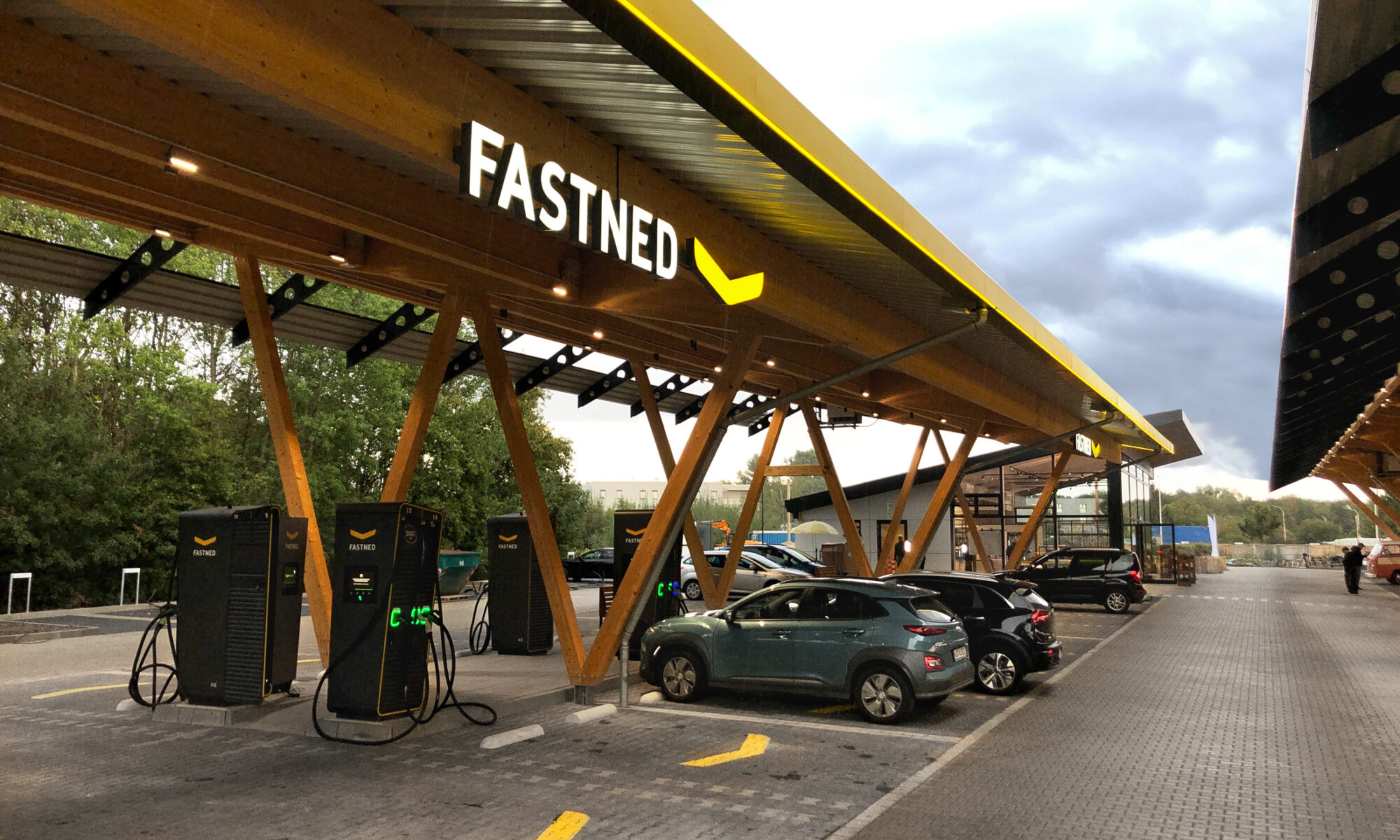 Fastned Seed and Greet